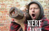 Poche arbre Cannon - nerf style