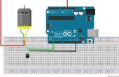Commande d'un moteur DC avec Arduino et Visual Basic