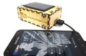 Chargeur solaire USB 2.0