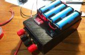 Super fort bluetooth portable amplificateur 50w × 2 inspiré par bricolage leurres