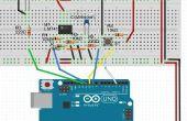 Medidor de capacitancia con el arduino y el-ampli op 741