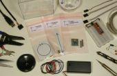 7-clé Slider/roue tutoriel avec synthétiseur
