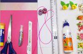 Idées de cadeaux faits à la main : Comment faire bricolage Pop Up carte de voeux d'anniversaire