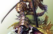 Comment exécuter un Combo avec Yoshimitsu de Soul Calibur IV