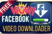 Comment faire pour télécharger la vidéo de Facebook