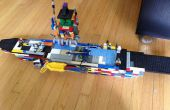 Porte-avion LEGO
