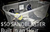 DIY Sand Blaster 50 $ en une heure
