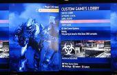 Transfert A Halo 3 carte d'un compte à l'autre (Xbox 360)