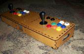 Boîte de Mame Arcade sur table pour framboise Pi
