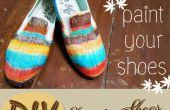 Sharpie bricolage chaussures !