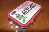 Expérience-lampe de poche solaire Altoids (SAFE)