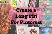 Créez facilement des Pins Long pour Pinterest
