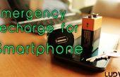 Les frais d'urgence pour votre Smartphone