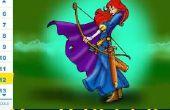 Comment dessiner Merida de Brave de Disney Pixar