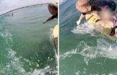 Construire un pôle GoPro Surf