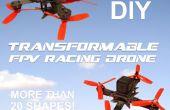 BRICOLAGE FPV modulaire & Transformable, Quadcopter de course !