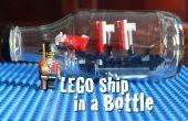 Comment faire un bateau LEGO dans une bouteille