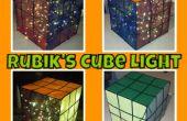 Lumière de Rubik Cube