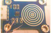 Module de capteur ICStation G003A tactile Switch