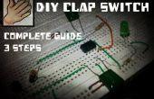 BRICOLAGE de Clap interrupteur 555 Timer