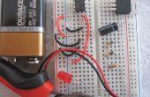 555 timer IC / Flasher Circuit