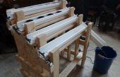 DIY culture hydroponique à l'aide de gouttière PVC (prototype)