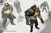 Projet de PC portable inspiré par Shadowrun Cyberdeck