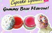 Baume pour les lèvres Cupcake bricolage ! Gummy Bear parfumé !