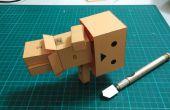 Robot en carton base sur Danboard