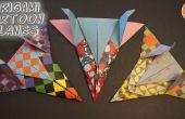 Bande dessinée-inspiré des avions Origami