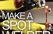 Comment faire un Spot Welder - pour pas cher!!