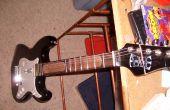 Ajouter des chaînes réels à un contrôleur de Guitar Hero - OpenChord.org