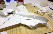 Comment faire pour réparation « Foamie » profil R/C avion
