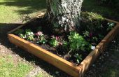 Construction de jardin facile a soulevé