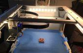 LED s'allume pour imprimante Type 3D Pro série 1