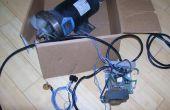 Utilisez un tapis roulant moteur DC Drive et variateur de vitesse PWM pour alimenter les outils
