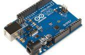 Contrôler l'Arduino utilisant PHP