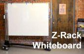 Construire un tableau blanc Z-Rack