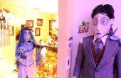 Tim Burton « Corpse Bride » Costumes