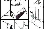 Photographie Light Stands