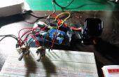 Arduino Pan Tilt contrôlée