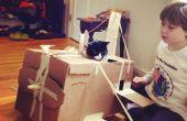 Comment construire un avion en carton Cat