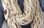 Comment tricoter des bras : Instructions étape par étape