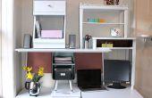Meuble mural Home Office espace