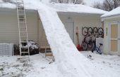 Rampe (rampe de neige géant v.2) de ski