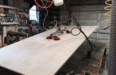 Comment faire un vide propulsé releveur de contreplaqué pour votre atelier