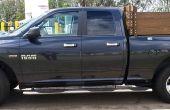 Jalonner des côtés/clôture côtés pour 2014 Dodge 1500 4x4 camionnette