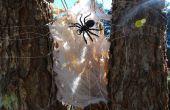 Méchant Halloween toile d'araignée