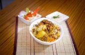 Comment faire de poulet Biryani (recette)