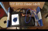 Serrure RFID bricolage